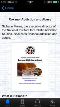Roxanol Addiction & Abuse apk screenshot