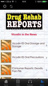 Vicodin Addiction & Abuse apk screenshot