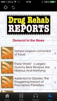 Demerol Withdrawal & Detox apk screenshot