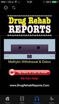 Methylin Withdrawal & Detox apk screenshot