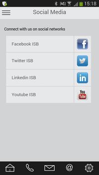 ISB PGPMAX apk screenshot