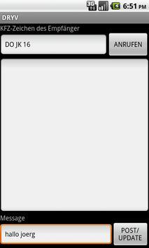 dryv apk screenshot