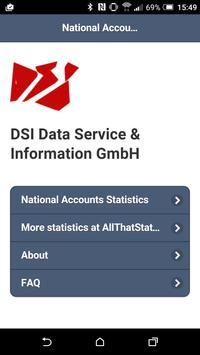 National Accounts Statistics apk screenshot