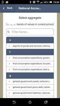 National Accounts Statistics poster