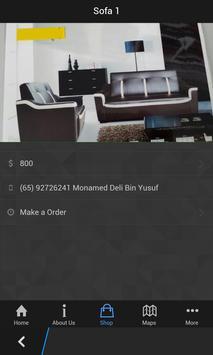 D Sofa apk screenshot