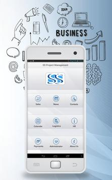SS Project Management apk screenshot