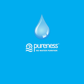 Pureness water icon