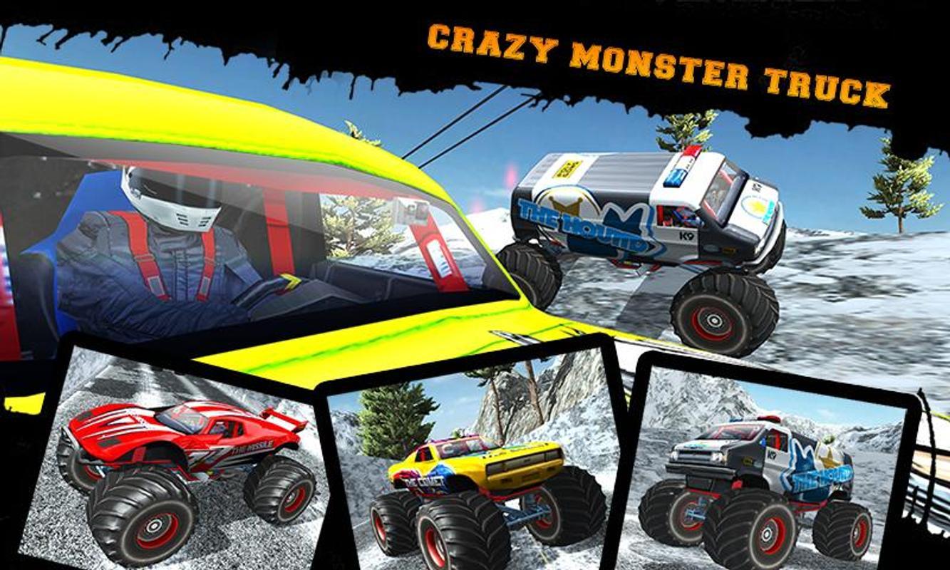 Golden Years - Monster Truck Tire