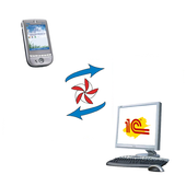 PDA3 icon