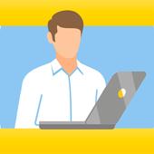 Клиент бухгалтерии 1cfresh icon