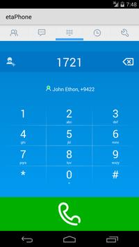 etaPhone apk screenshot