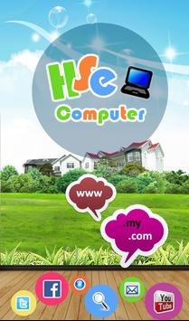 HSE COMPUTER poster