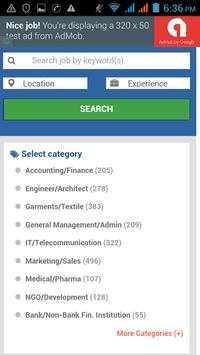 BD JOBS SITES apk screenshot