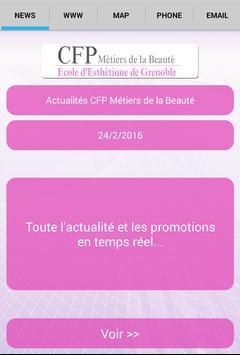 CFP Métiers de la Beauté poster