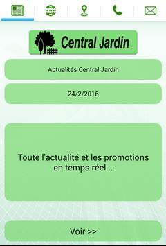 Central Jardin poster