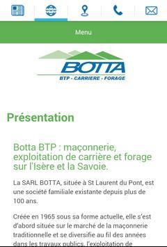 Botta BTP apk screenshot