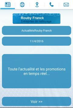 Rouby Franck poster