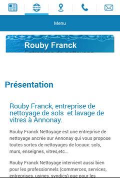 Rouby Franck apk screenshot