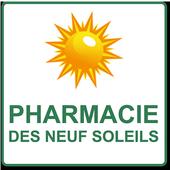 Pharmacie des neuf Soleils icon