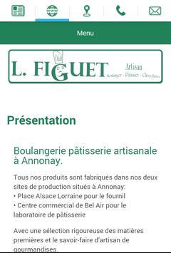 Boulangerie Pâtisserie Figuet apk screenshot