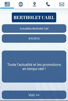 Bertholet Carl poster