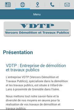 Vercors Démolition et TP apk screenshot