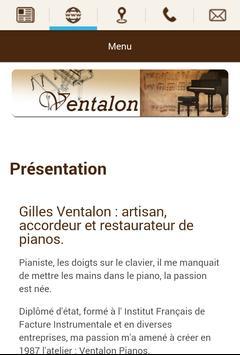Ventalon Pianos apk screenshot