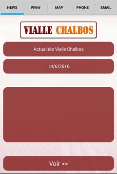 Vialle Chalbos poster