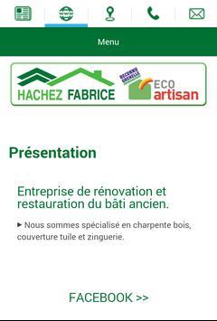 Hachez Fabrice apk screenshot