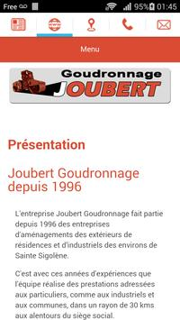 Joubert Goudronnage apk screenshot