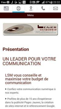Leader Stratégie Multimedia apk screenshot