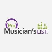 Pro Musician's List icon