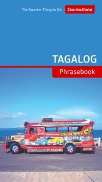 Tagalog Phrasebook poster