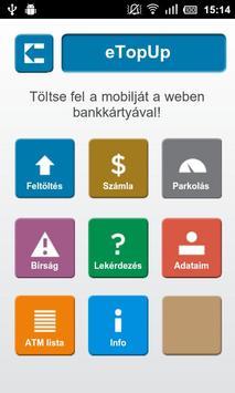 eTopup poster
