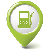 CNG Station Finder icon