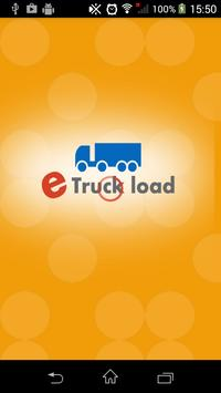 Etruck Load poster