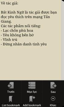 Ebook Lạc chốn phù hoa (Tập 2) apk screenshot