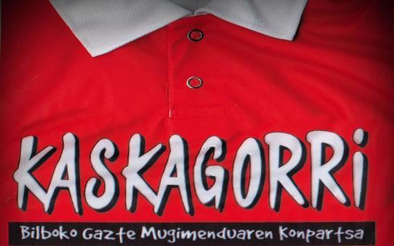 Kaskagorri poster