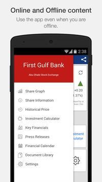 FGB Investor Relations apk screenshot