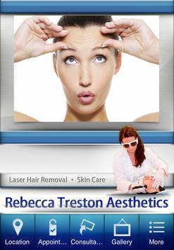 Rebecca Treston Aesthetics poster