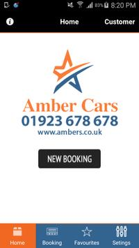 Amber Cars poster