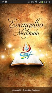 Evangelho Meditado poster