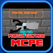 Poltal 2 Gun Mod for MCPE icon