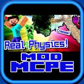 Real Life Physics Mod for MCPE icon