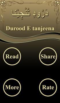 Darood e Tanjeena apk screenshot