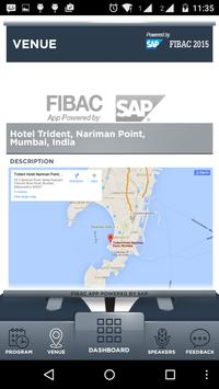 FIBAC 2015 apk screenshot
