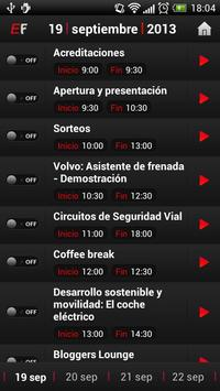 Eventive Ferias apk screenshot