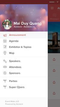 EventMate apk screenshot