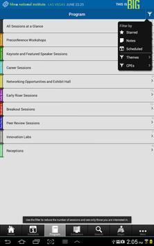 HFMA's ANI 2014 apk screenshot