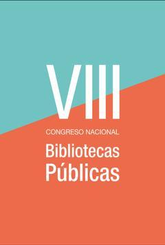 8Congreso Bibliotecas Públicas poster